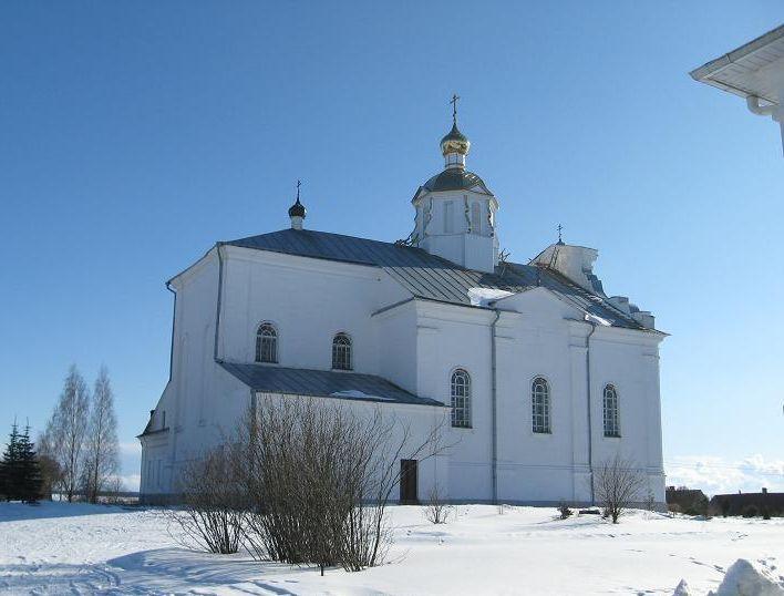 ляды монастырь расписание богослужений