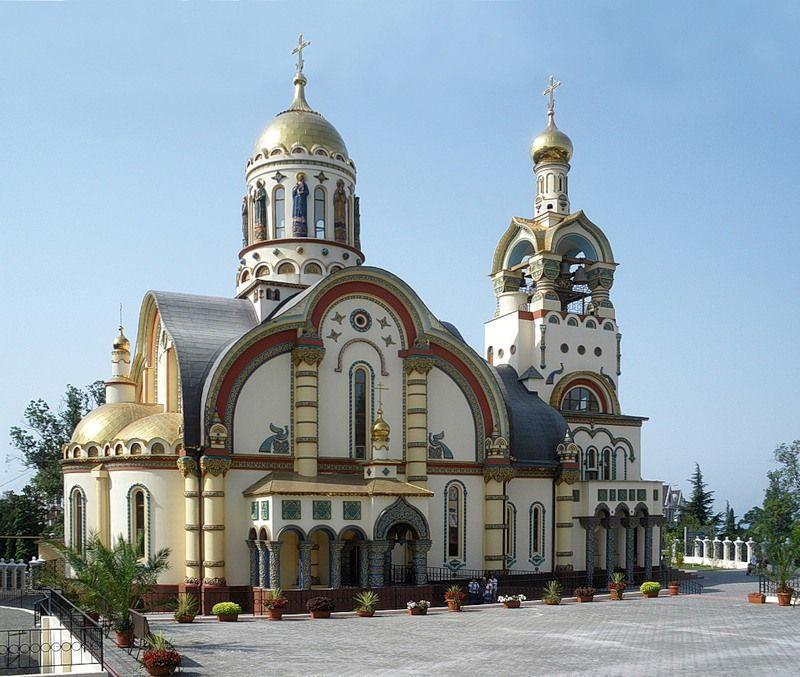 Реферат собор святого владимира 3354