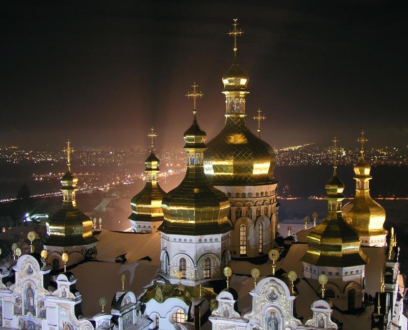 Киево-Печерская Лавра Великая
