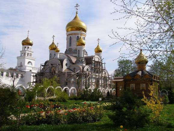 Введенский монастырь украина старца георгия ходжи