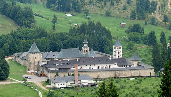 005397 Православните манастири от света