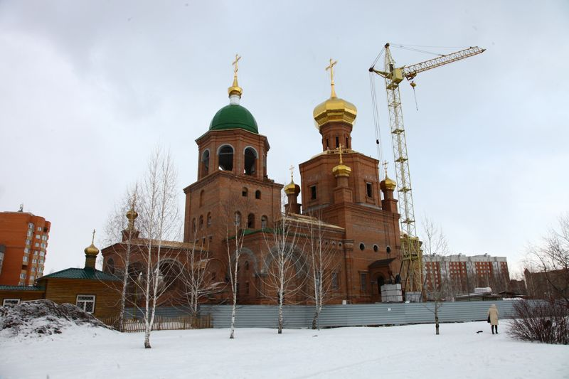Строительство тюменский