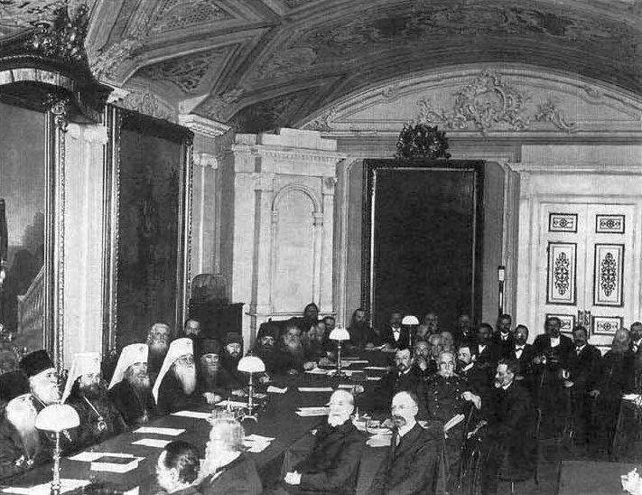 «Приходская революция» против революции большевиков. 100 лет церковному Уставу, начавшему ненасильственное сопротивление