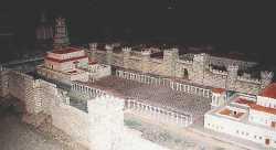 Иерусалимский Храм (Ирода Великого) - макет