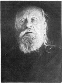 Митр. Серафим (Чичагов).  Таганская тюрьма. 1937 г.