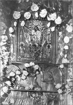 Икона {amp}quot;Взыскание погибших{amp}quot; Звонарская. Фото начала XX века (в окладе)