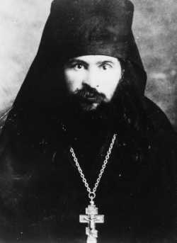 Иеромонах Иоанн (Максимович). Фотография 11.V.1934.