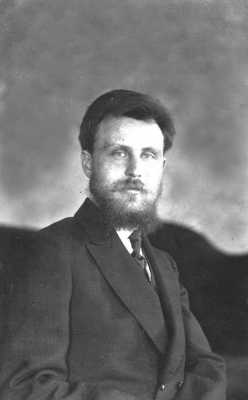 Владимир Алексеевич Троицкий - преподаватель Московской Духовной академии