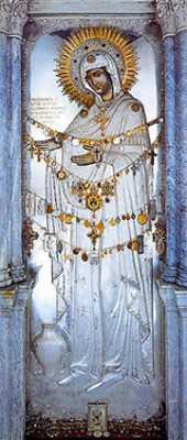 Геронтисса, икона Божией Матери