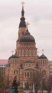 Харьковский Благовещенский собор