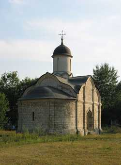 Московский Трифоновский храм в Напрудном