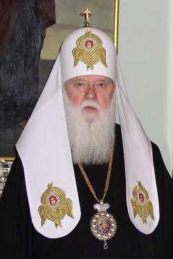 """Патриарх """"Киевского патриархата"""" Филарет (Денисенко)"""