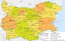 Епархии Болгарской Православной Церкви. Составитель Пакко, 11 августа 2008 г.
