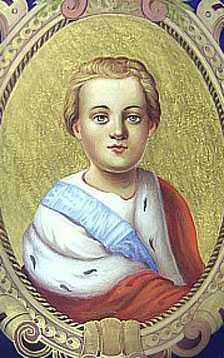 Император Иоанн Антонович