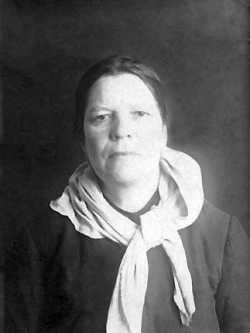 Послушница Матрона Грошева. Москва. Тюрьма НКВД. 1938 год