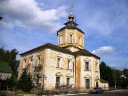 Успенский собор Тверского Отрочь монастыря