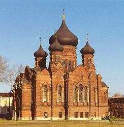 Тульский Успенский собор. Фото Дениса Кабанова, 2000-х гг.