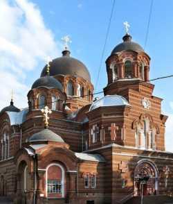 Краснодарский Екатерининский собор