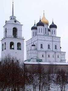 Псковский Троицкий кремлёвский собор