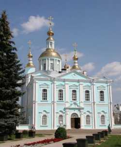 Тамбовский Преображенский собор