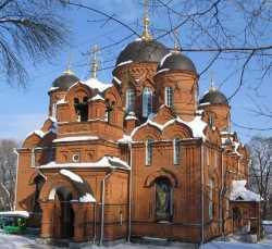 Пензенский Успенский собор