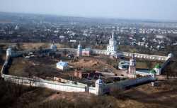 Свенский Успенский монастырь
