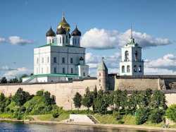 Псковский Троицкий собор