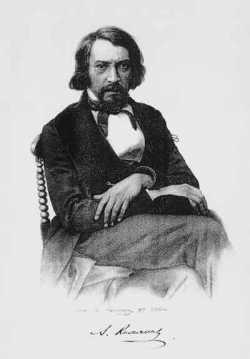 А.С.Хомяков. Конец 1850-х годов