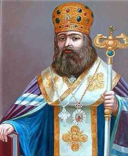 Антоний (Румовский), архиеп. Астраханский