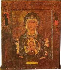 Новгородская икона Божией Матери