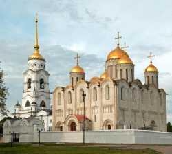 Владимирский Успенский собор. Фото ок. нач. XXI в.
