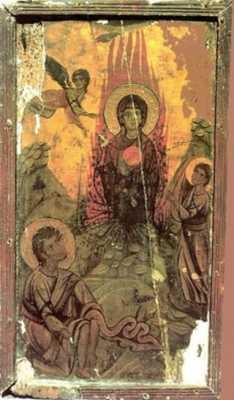 Неопалимая Купина, икона Божией Матери