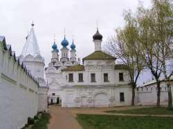 Муромский Благовещенский монастырь. Фотография с сайта pskov-palomnik.ru