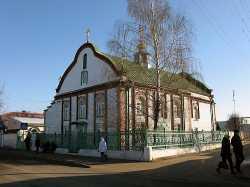 Бобруйский Николо-Софийский храм, 6 января 2008. Фотография Дмитрия Красова с сайта sobory.ru