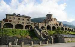 Аланский Успенский монастырь.