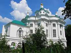 Тульский собор Всех святых. Фотография andre-kramarenk.ya.ru
