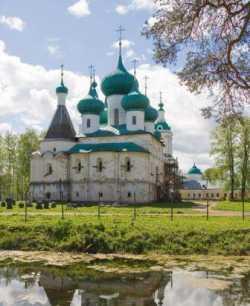 Богоявленский собор Ростовского Авраамиевского монастыря, 17 мая 2008 года. Фотография Сидорова Григория с сайта sobory.ru
