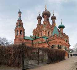 Московский Троицкий храм в Останкине, март 2011. Фото с сайта sobory.ru