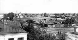 Ишимский Покровский храм. Фотография нач. XX в.
