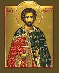 Святой Авраамий Болгарский, Владимирский.