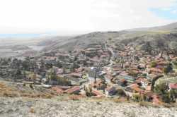 Вид на Евхаиты, XX век