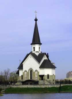 Режим работы церкви георгия победоносца на средней рогатке