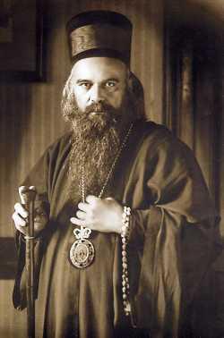 Епископ Жичский Николай (Велимирович).