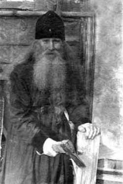 Схимонах Иоасаф (Моисеев)