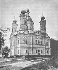 Успенский собор Свенского мужского монастыря