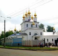 Ивановский Успенский собор