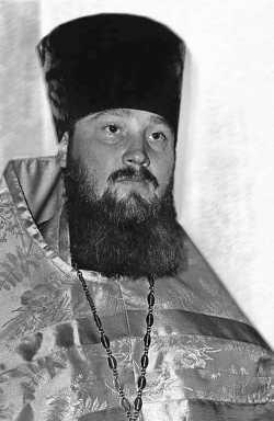 Прот. Анатолий Васильевич Новиков, фото с сайта храма Преображения в Богородском
