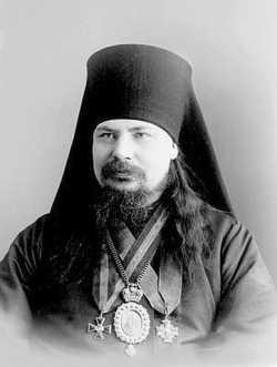 Евсевий (Гроздов), еп. Тобольский. Нач. 1910-х (РГИА)