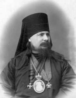 Евсевий (Гроздов), еп. Рыбинский, 1909 г.