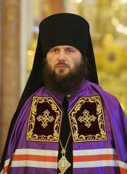 Феодор (Казанов), еп. Переславский, в день хиротонии, 27 декабря 2015 года
